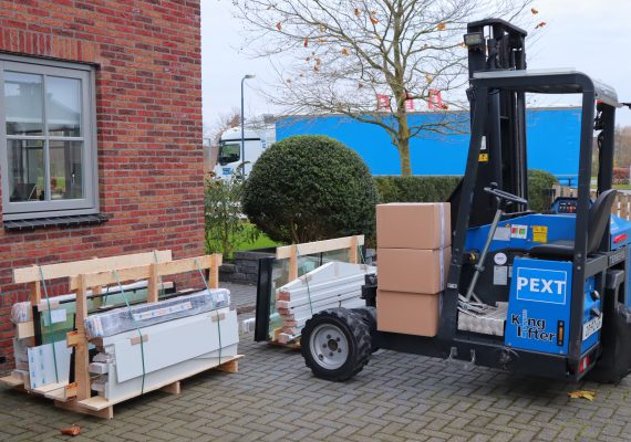 Levering Pext producten